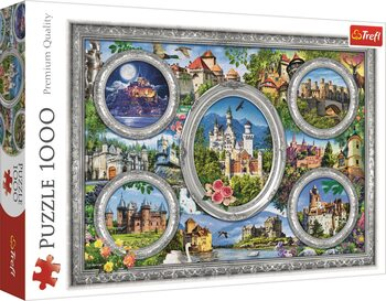 Puzzle Castles of the World