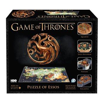 Puzzle  Game of Thrones - Essos 4D Cityscape