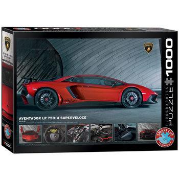 Puzzle Lamborghini Aventador LP7504
