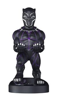 Figur Marvel - Black Panther (Cable Guy)