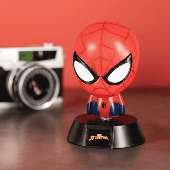 Lysende figur Marvel - Spiderman