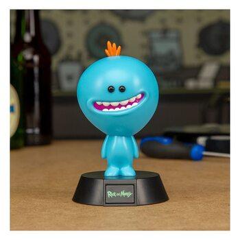 Lysende figur Rick & Morty - Mr Meeseeks