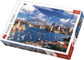Puzzle Sydney - Port Jackson