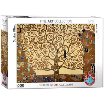 Puzzle Tree of Life by Klimt