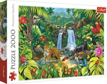 Puzzle Tropical Forest