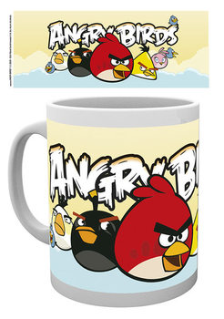 Kubek Angry Birds - Formation