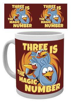 Kubek Angry Birds - Magic Number