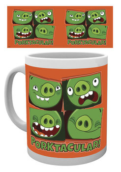 Kubek Angry Birds - Porktacular