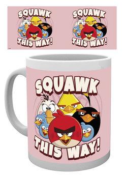 Kubek Angry Birds - Sqauwk This Way