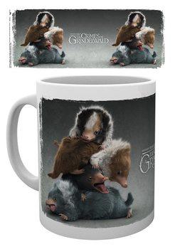 Taza Animales fantásticos: Los crímenes de Grindelwald - Nifflers