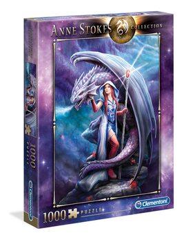 Puzzle Anne Stokes - Dragon Mage