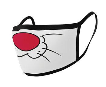 Ansigtsmasker Looney Tunes - Sylvester (2 pack)