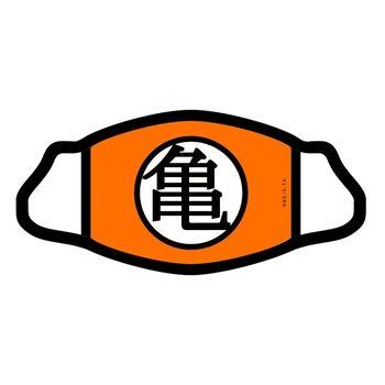 Ansiktsmaskar - Dragon Ball - Kame Symbol