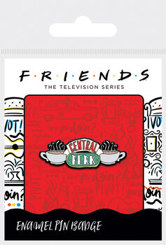 Anstecker Friends - Central Perk