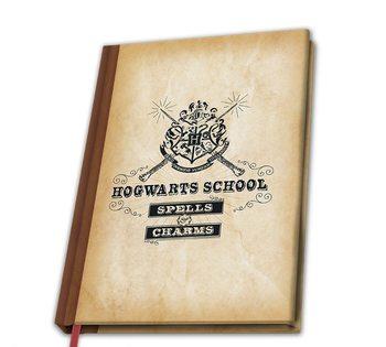 Anteckningsbok Harry Potter - Hogwarts School
