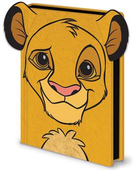 Anteckningsbok Lejonkungen - Simba