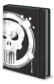 Anteckningsbok Marvel - Punisher