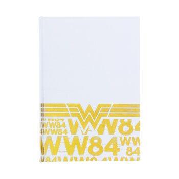 Anteckningsbok Wonder Woman 1984 - Logo
