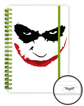 Batman:The Dark Knight - Joker Anteckningsbok