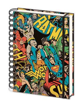 DC Originals - Montage Anteckningsbok