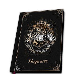 Anteckningsbok Harry Potter - Hogwarts
