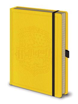Harry Potter - Hufflepuff A5 Premium Anteckningsbok