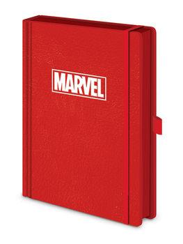 Marvel - Logo Anteckningsbok
