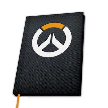 Anteckningsbok Overwatch - Logo