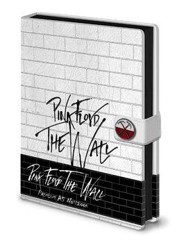 Pink Floyd - The Wall Anteckningsbok