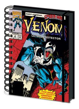 Venom - Lethal Protection Anteckningsbok
