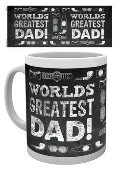 Csésze Apák napja - Collage