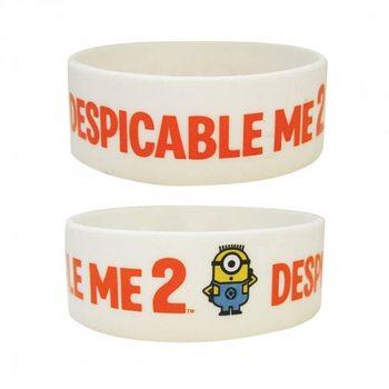 Despicable Me 2 (Dumma mej 2) - 2D Minions Armband silikon
