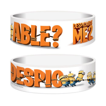 DESPICABLE ME 2 - tug o war Armbanden