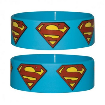 SUPERMAN - logo Armbanden