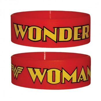 Armband WONDERWOMAN - logo red