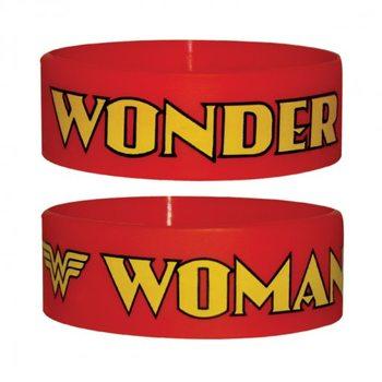 Armband WONDERWOMAN - logo red
