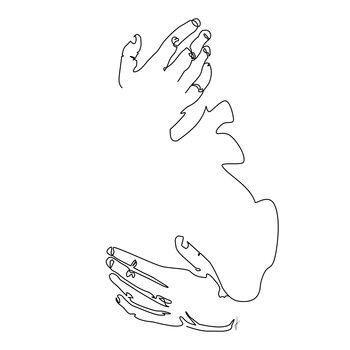 Ilustración Abracia