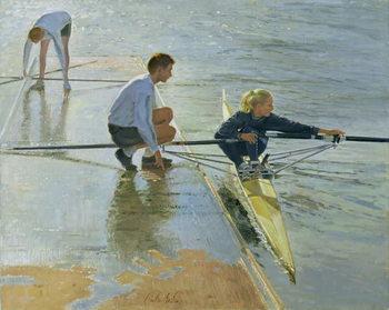 Adjustments at Henley, 1999-2000 Kunstdruck