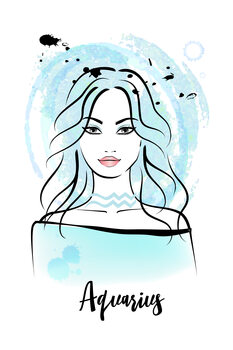 iIlustratie Aquarius
