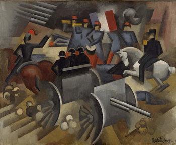 Reproducción de arte Artlillery, 1911
