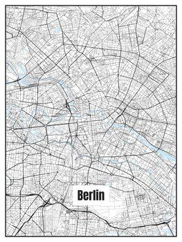 Mapa de Berlin