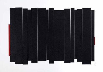 Black Long Reproduction de Tableau