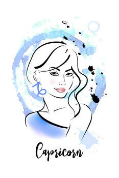 Ilustrácia Capricorn