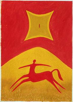Centaure, 1995 Reproduction de Tableau