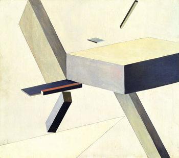 Reproducción de arte Composition, 1922