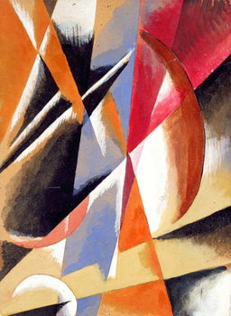 Composition, c.1920 Reproduction de Tableau