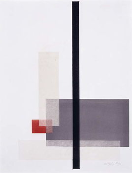 Construction, 1923 Kunsttryk