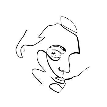 Ilustración Dali