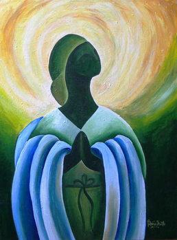 Divine Grace, 2011 Kunstdruck