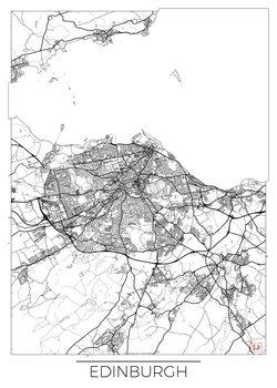 Mapa de Edinburgh
